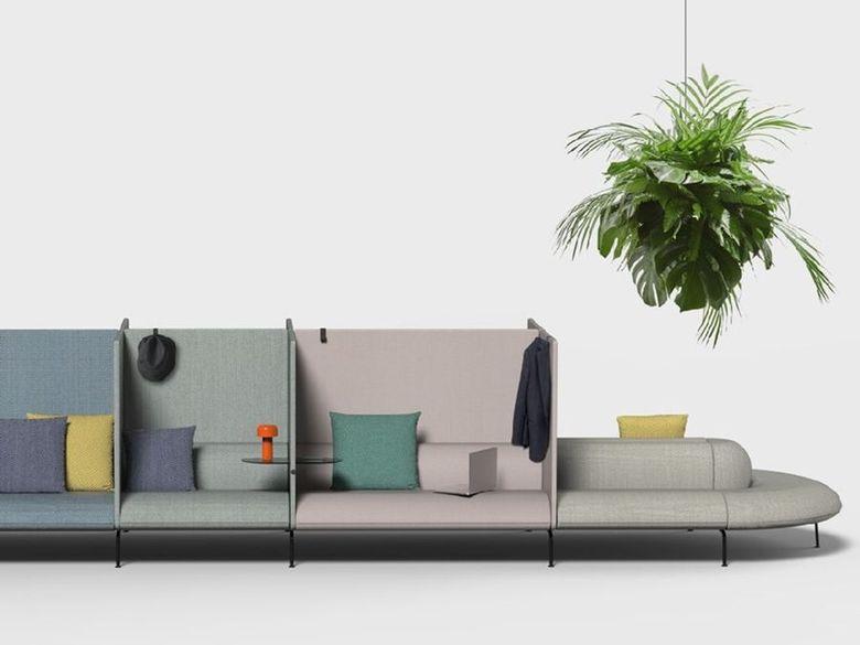 Модульная мебель Серия Couchette