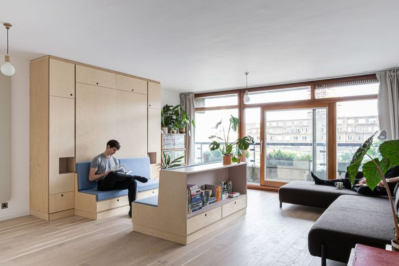 Модульная мебель Intervention Architecture