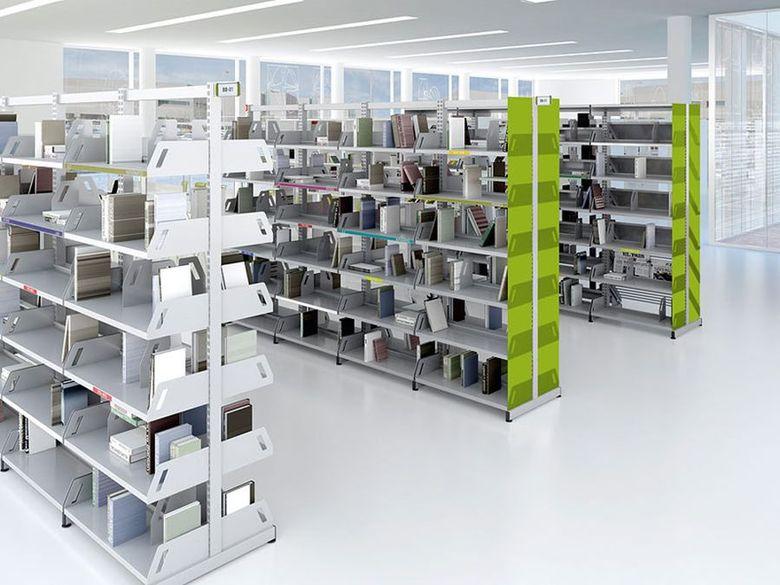 Модульная мебель Стеллаж Level