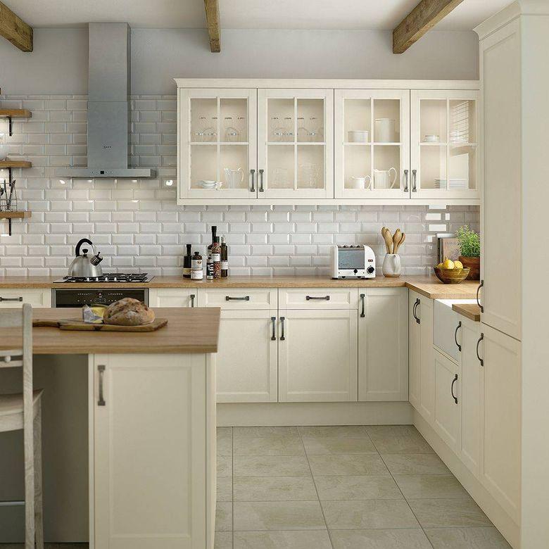 Кухня в стиле ретро сочетание современного и винтажного